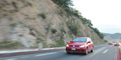 En carretera se comporta muy bien. Foto:Mario Cañas