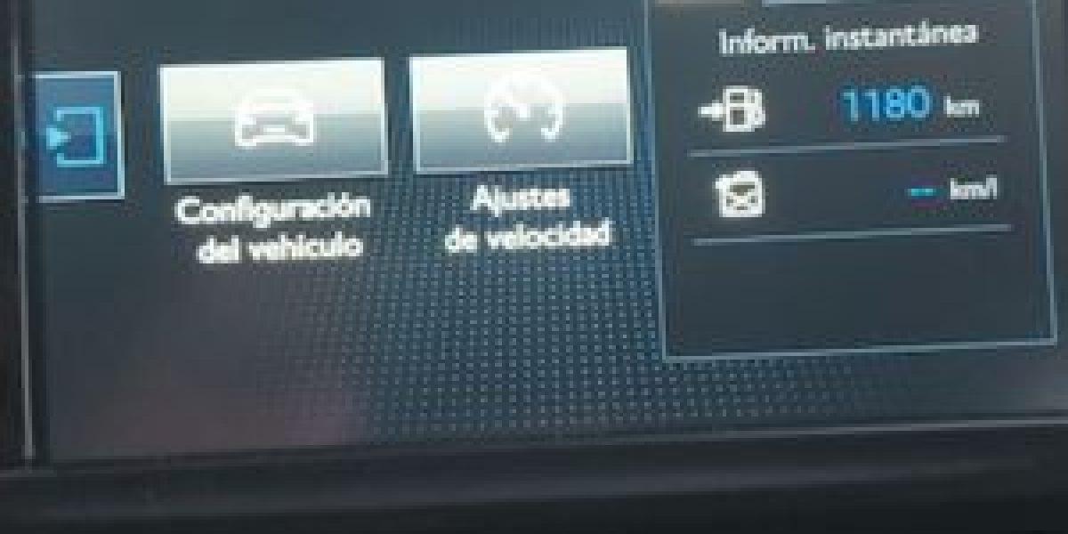 Peugeot 208 HDI: cinco mil 400 kilómetros andados en mes y medio
