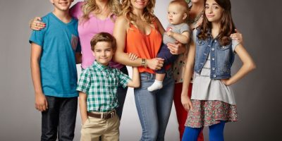 Soni Nicole Bringas y Juan Pablo Di Pace interpretan a padre e hija. Foto:Netflix