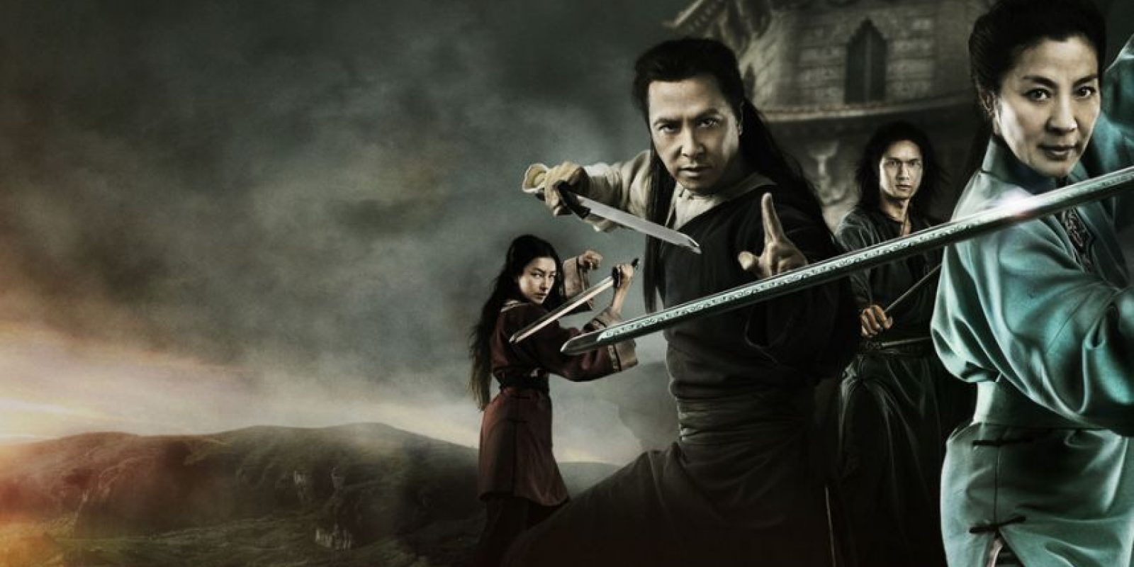 Harry Shum Jr. hace el papel de Wei-Fang Foto:Netflix