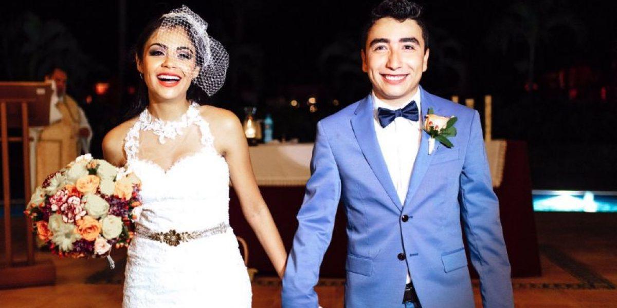 La boda maya de Irving Tomato y Viri Velázquez