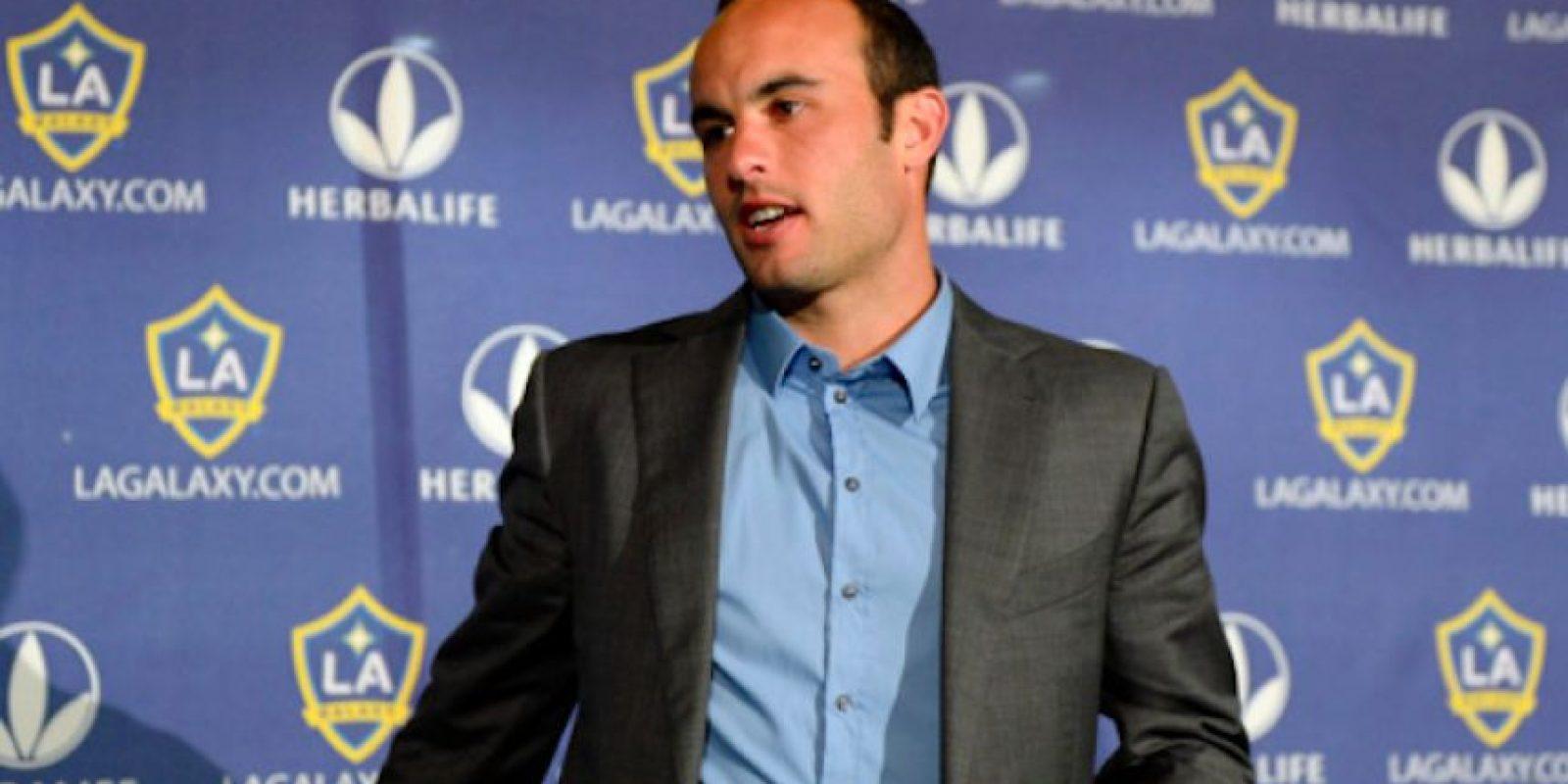 Donovan se retiró de las canchas en 2014. Foto:Getty Images