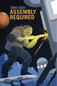 Soldadores Foto:NASA
