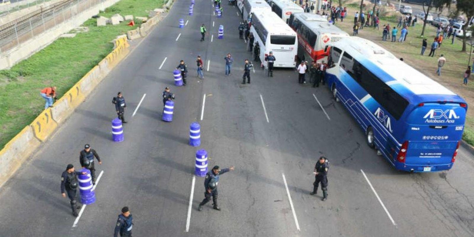 Este viernes los maestros marcharán del Ángel de la Independencia al Zócalo capitalino Foto:Cuartoscuro