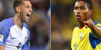 Estados Unidos vs. Ecuador Foto:Getty Images