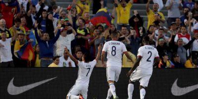 Colombia, en tanto, venció a Estados Unidos y Paraguay, pero no pudo con Costa Rica en la última fecha del Grupo A Foto:Getty Images