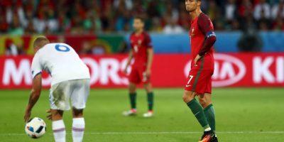 Los islandeses sorprendieron a Portugal e igualaron a un tanto Foto:Getty Images