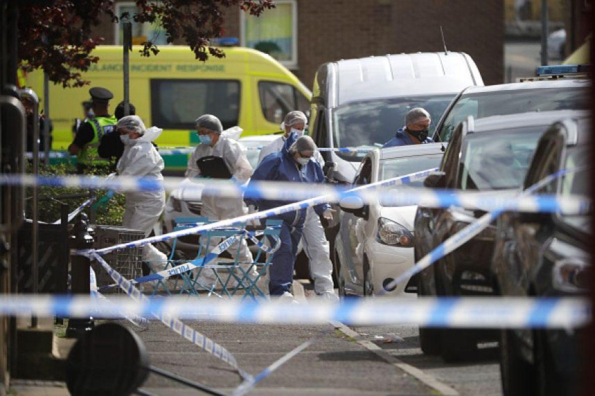 La escena del crimen Foto:Getty Images
