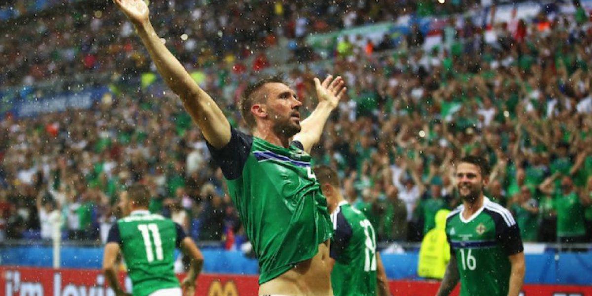 Irlanda del Norte consigue histórica victoria ante Ucrania en la Euro