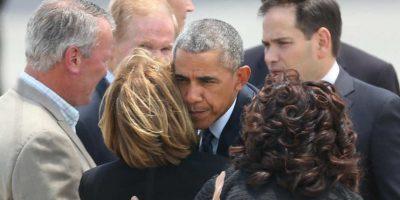 Se espera que el presidente de un mensaje Foto:AP