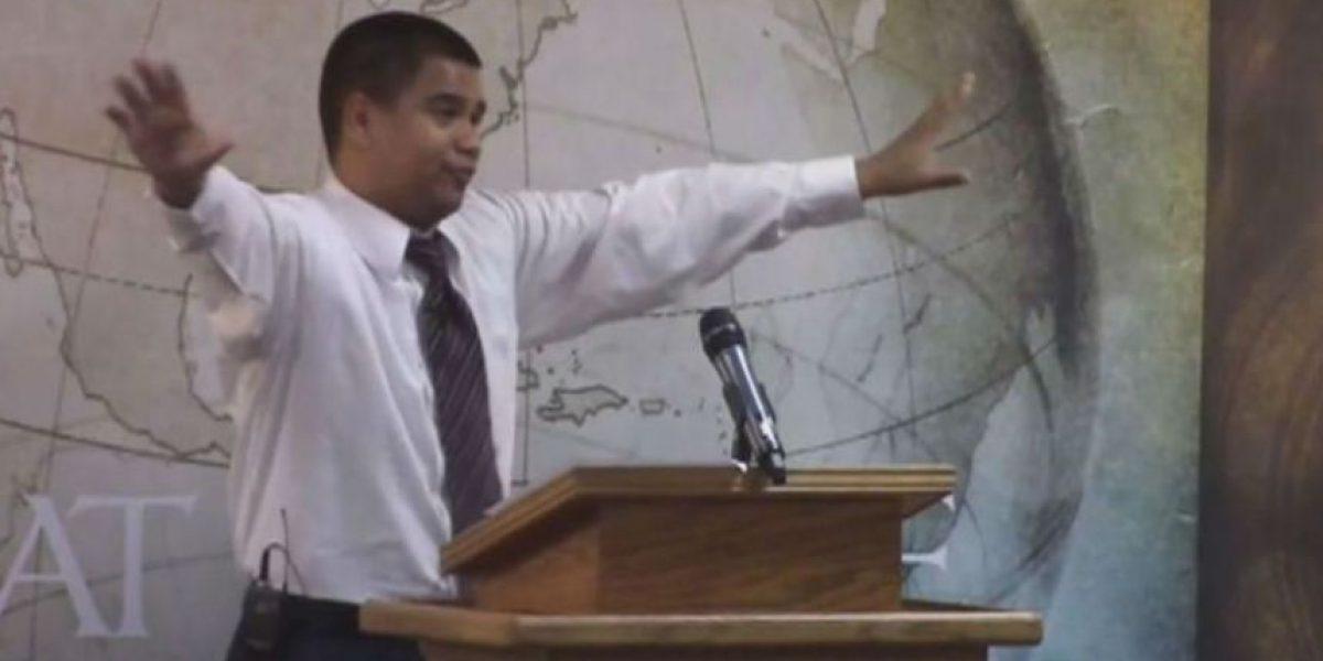 Pastor latino lamenta que no hubiera más víctimas en masacre de Orlando