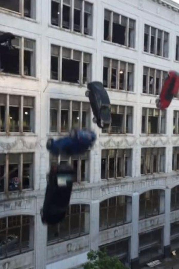 Verdaderamente impactante Foto:Vía Youtube/Kasey Crabtree