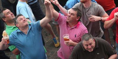 Asi se prepararon los Hooligans para la Eurocopa Foto:Getty Images