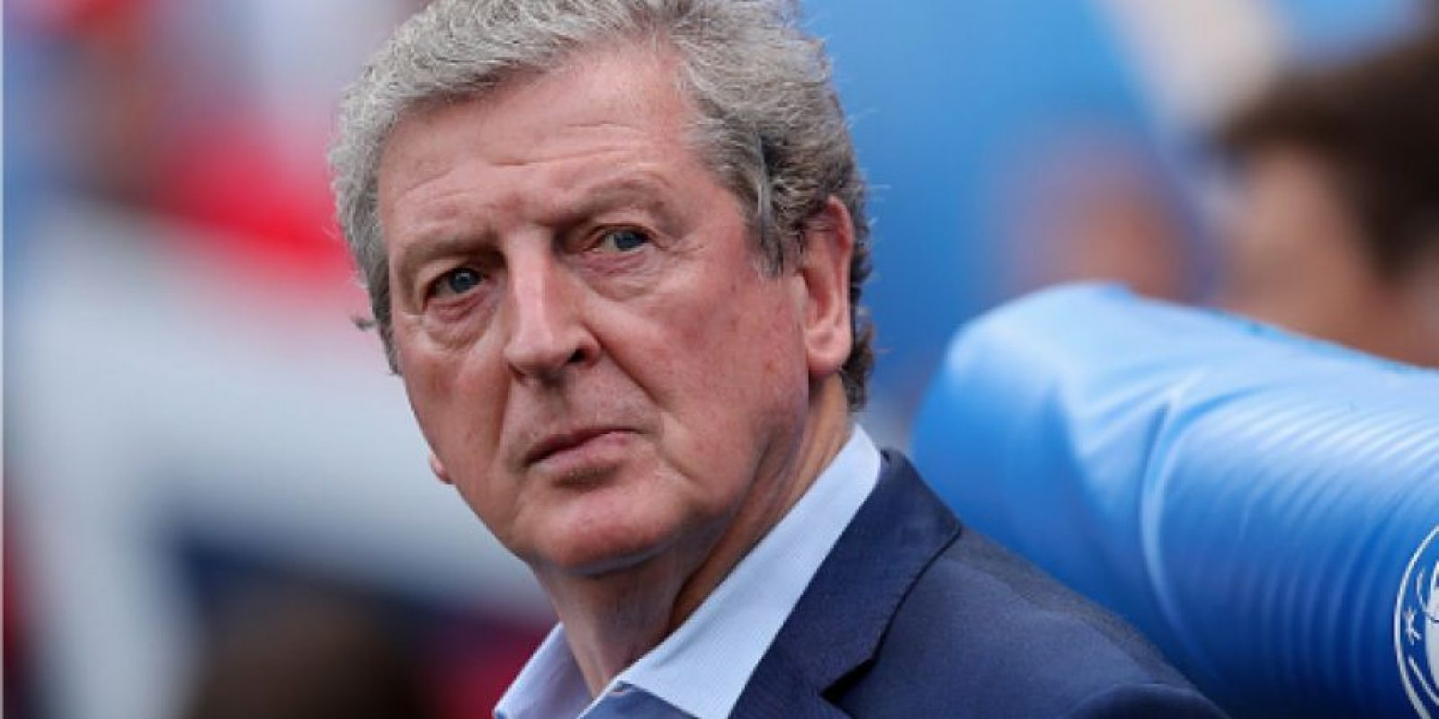 Roy Hodgson celebra que los cambios le funcionaron a Inglatera Foto:Getty Images