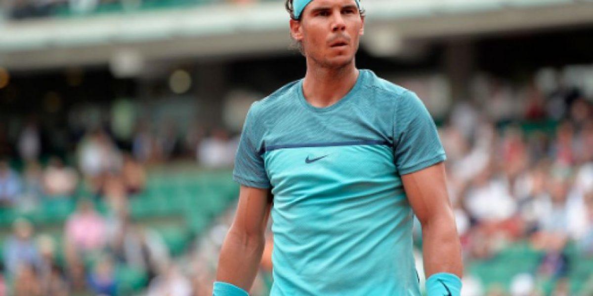 Rafael Nadal lidera lista de españoles para Juegos Olímpicos