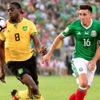 Héctor Herrera confía en la victoria del Tri ante Chile Foto:Getty Images