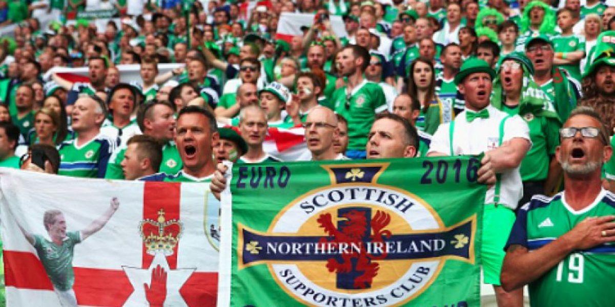 Muere otro aficionado de Irlanda del Norte en la Eurocopa