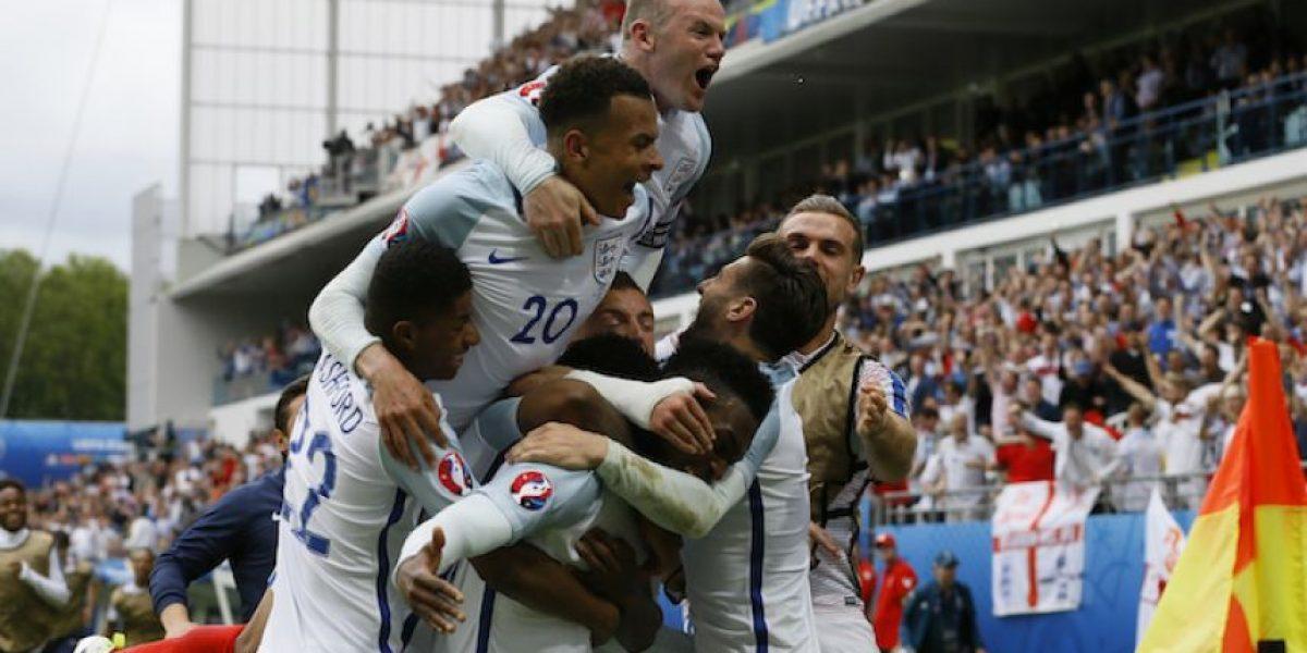 ¡Inglaterra es el líder! Sturridge firmó la voltereta ante Gales