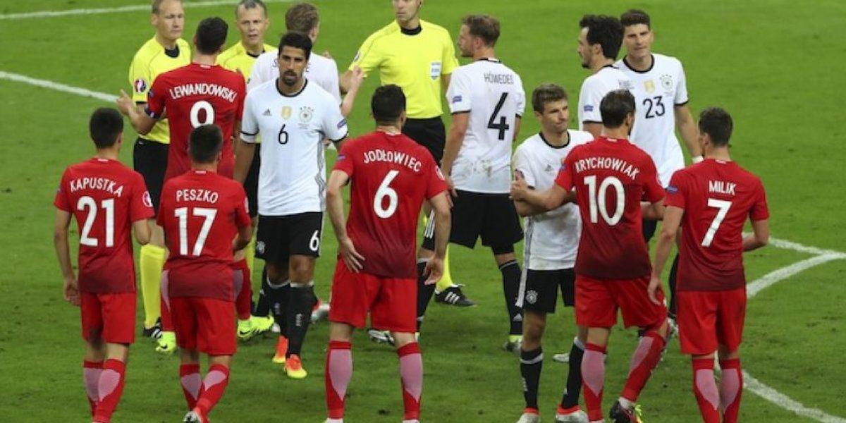 ¡Ningún daño! Alemania y Polonia empatan sin goles en la Euro
