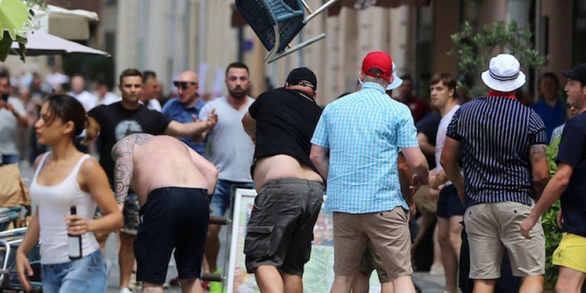 Reportan 323 detenidos durante la Eurocopa de Francia