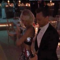 La noche que se conocieron bailando durante la Gala del Met Foto:Instagram