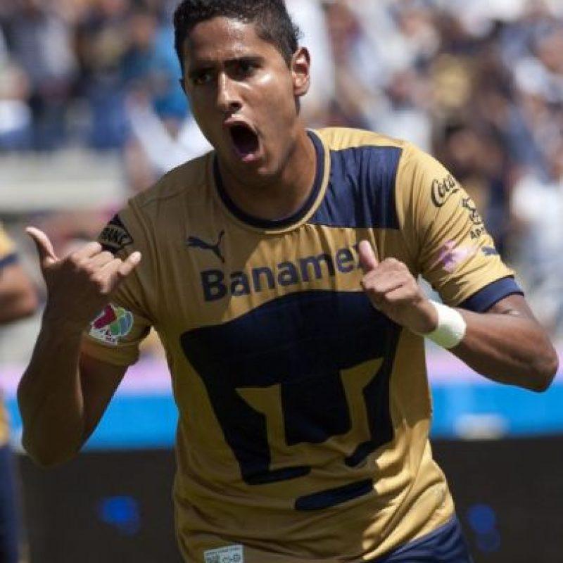 El delantero de Pumas tomó la drástica decisión por los malos manejos dirigenciales en México Foto:AFP