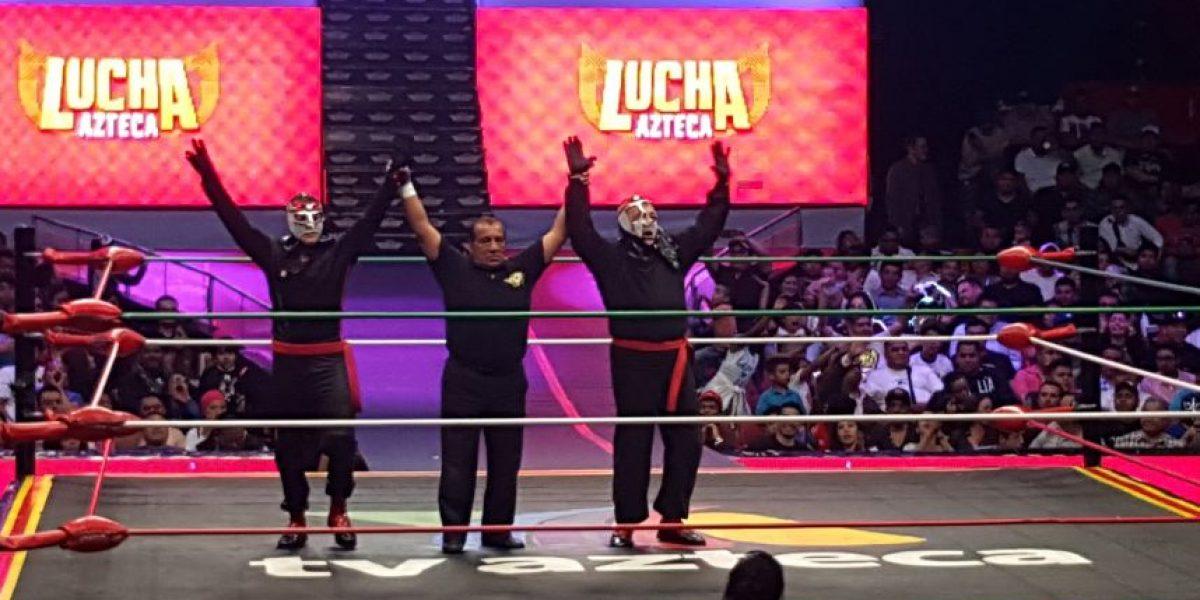 El Hijo de Octagón debuta con triunfo en la Arena México