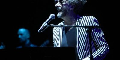 29 canciones interpretó Fito Paez durante la velada del 16 de junio en el Teatro Metropolitan Foto:Ocesa
