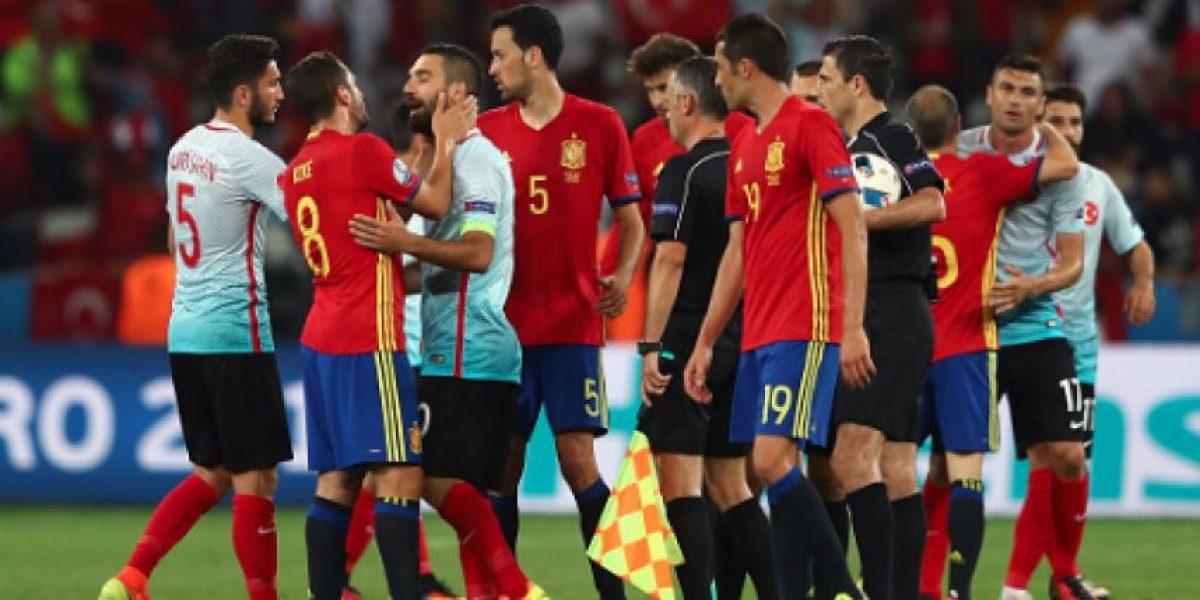 ¡El Bicampeón está en Octavos! España golea 3-0 a Turquía en la Euro