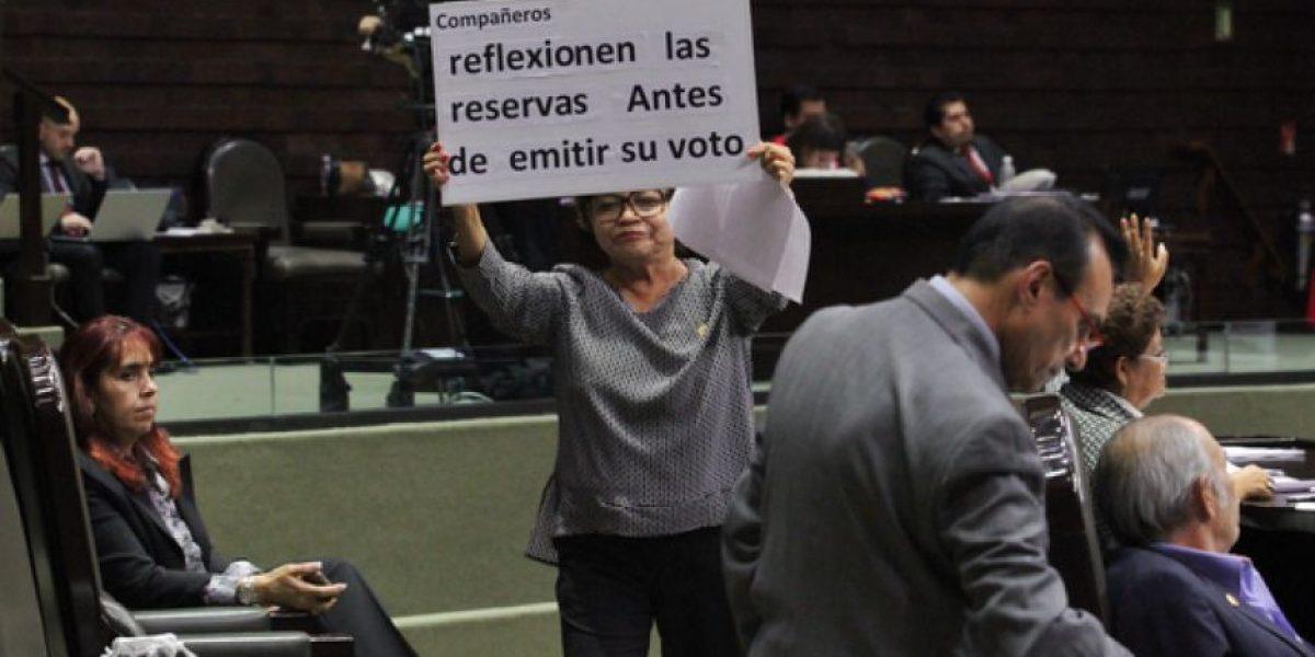 Veto presidencial, el último rescate para la Ley 3de3