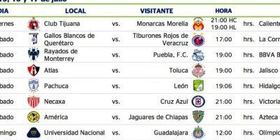 Foto:Liga MX
