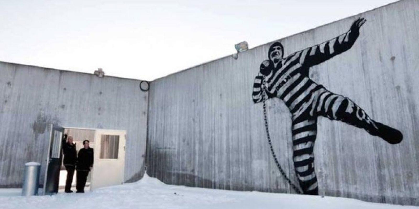 3- Halden Prison, en Halden, Noruega. Foto:Twitter.com