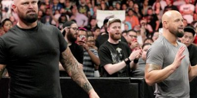 Y Karl Anderson y Luke Gallows Foto:WWE