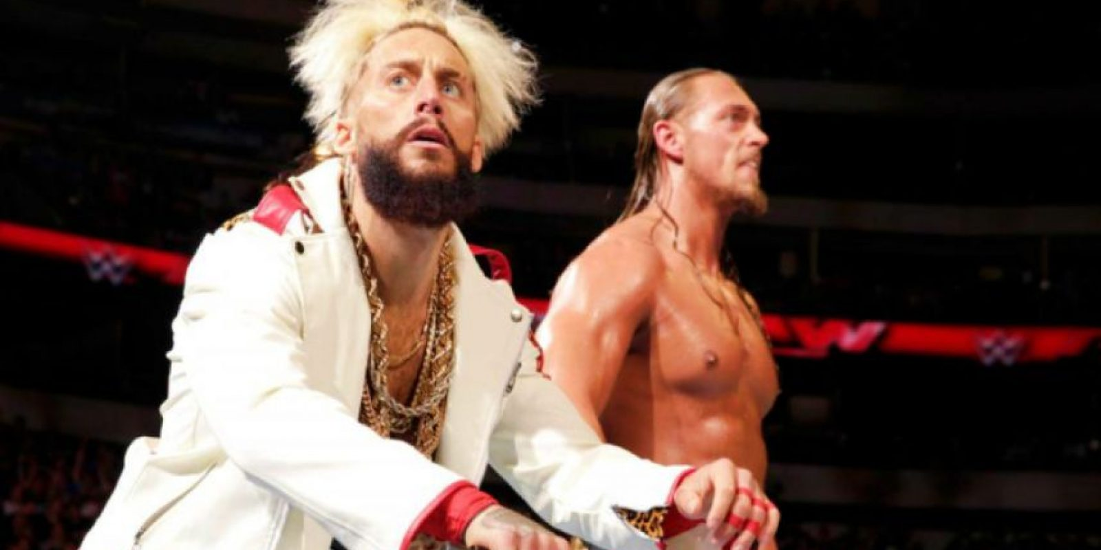 Contra Enzo Amore y Big Cass Foto: WWE