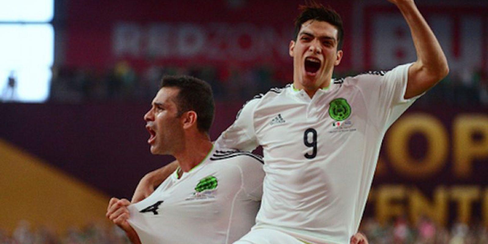 Algunos seleccionados mexicanos organizan torneos de este famoso videojuego. Foto:Getty Images