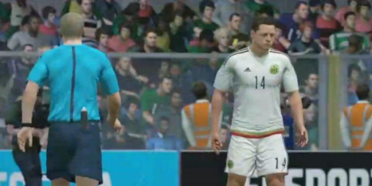 VIDEO: México y Chile ya jugaron los cuartos en la simulación de FIFA