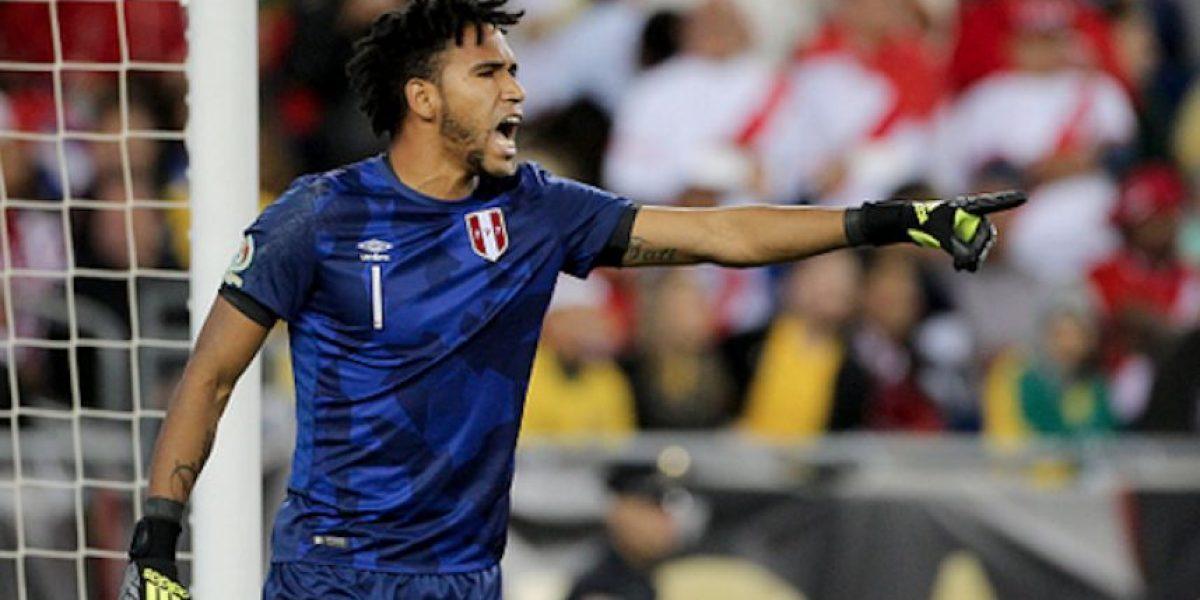 Veracruz anunció la llegada de Gallese mientras era eliminado
