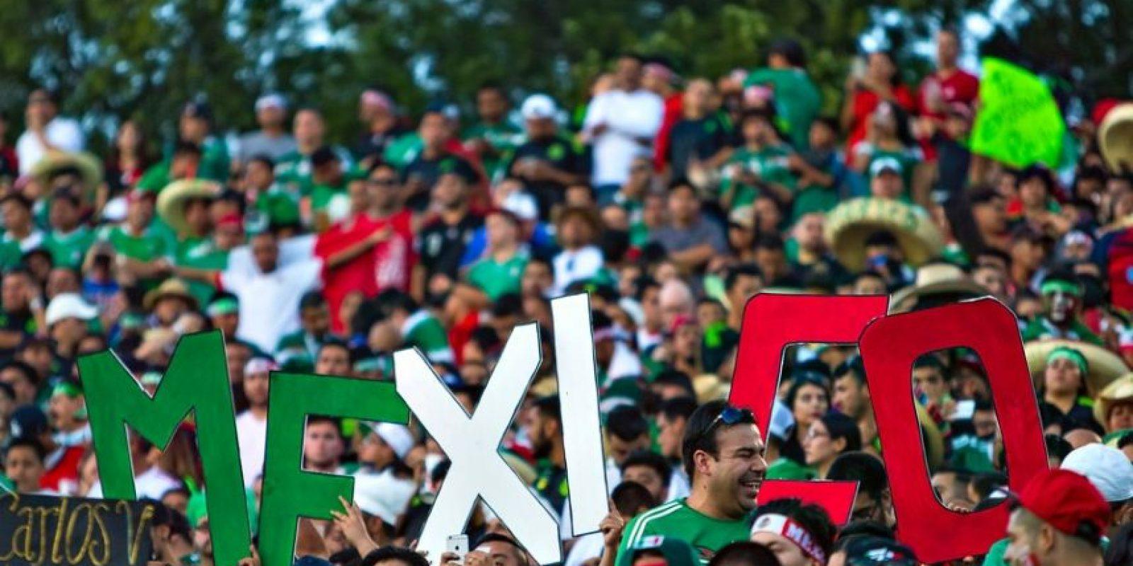 México es favorito para ganar la Copa América Centenario 2016, sin embargo, Chile se ubica en la quinta posición del ranking FIFA y tercero en todo el continente, solo por debajo de Colombia y Argentina. Foto:Femexfut