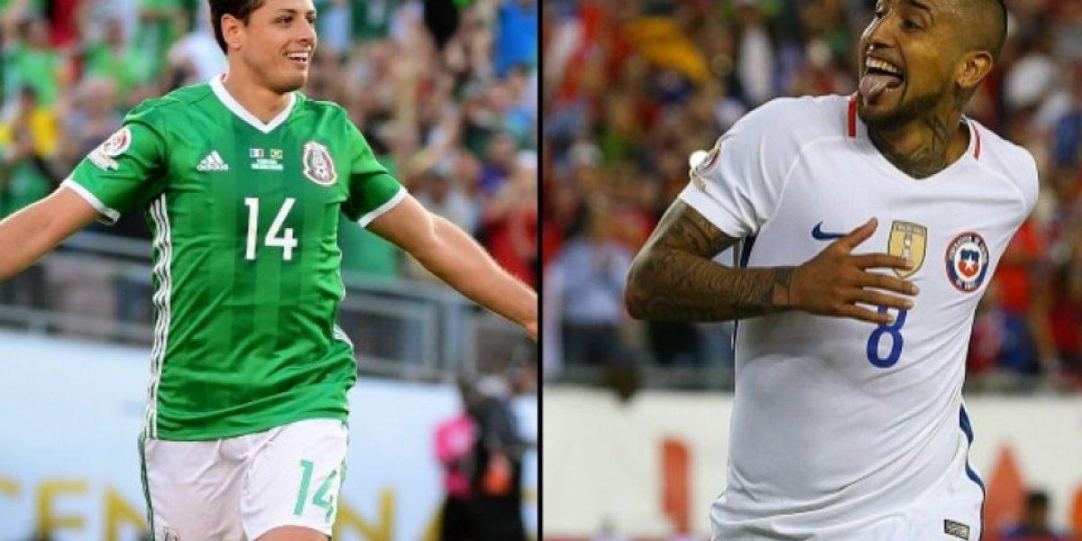 A qué hora juega Chile con México en los cuartos de la Copa América