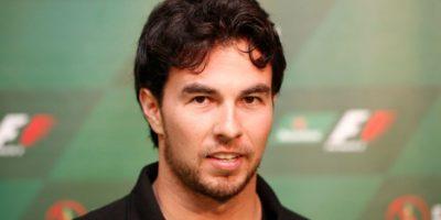 """""""Checo"""" Pérez sintió la segunda posición como si fuera la Pole Foto:Getty Images"""