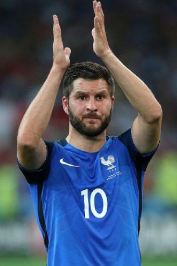 André-Pierre Gignac podría ser titular con Francia ante Suiza Foto:Getty Images