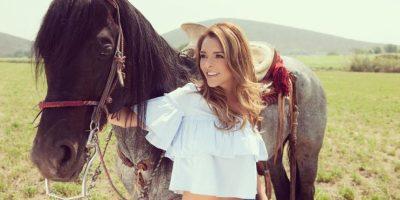 "Gretell Valdez protagoniza la telenovela ""Las Amazonas"" Foto:Instagram"