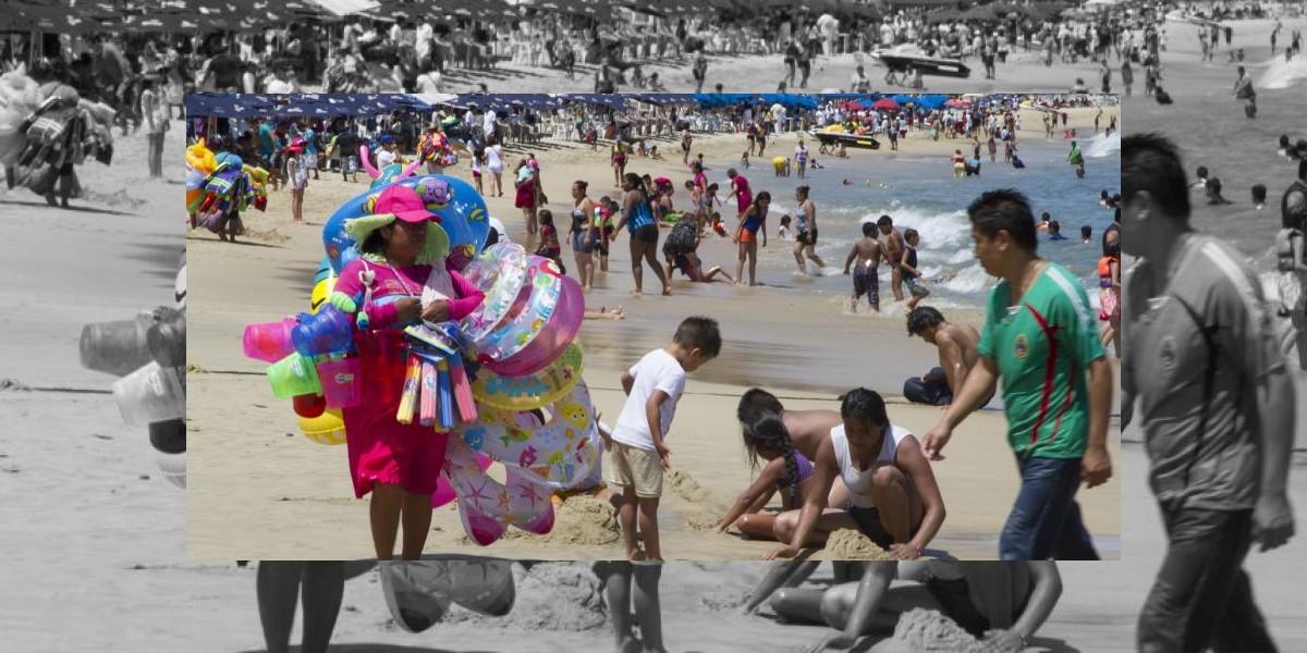 Balanza turística del país con saldo positivo de 29.3%