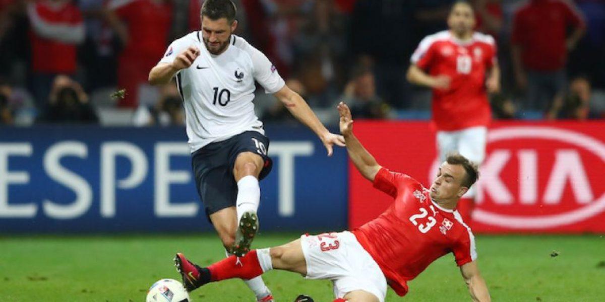 Francia y Suiza firman empate y ambos clasifican a octavos de la Euro