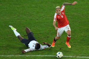 Francia y Suiza firman empate y ambos clasifican a octavos de la Euro Foto:Getty Images