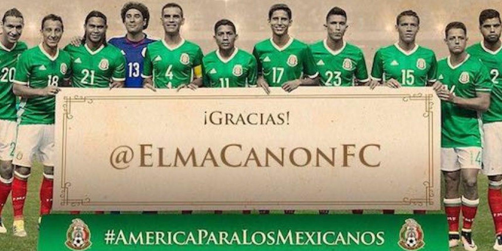 ¡No perdonan una! Trollean cuenta de twitter de la Selección Mexicana Foto:Twitter: @miseleccionmx