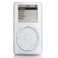 iPod Classic original. Foto: Apple