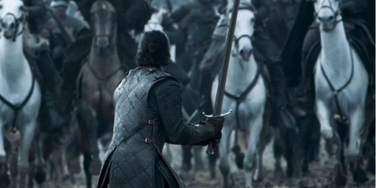 """Game of Thrones: Detrás de cámaras de la """"Batalla por Invernalia"""""""