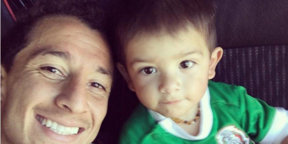 FOTOS: Deportistas celebran el Día del Padre