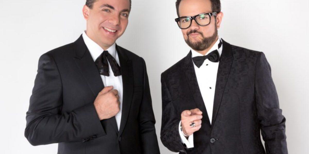 Cristian Castro y Aleks Syntek comparten risas, sudor y lágrimas